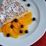Varškės pyragas/Cottage cheese pie
